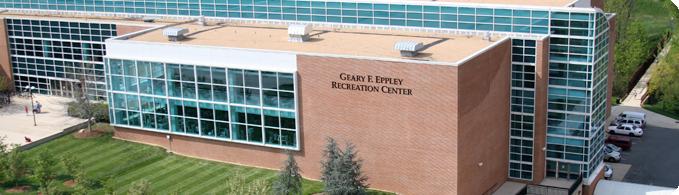 Geary E. Epply Recreation Center -- UMD
