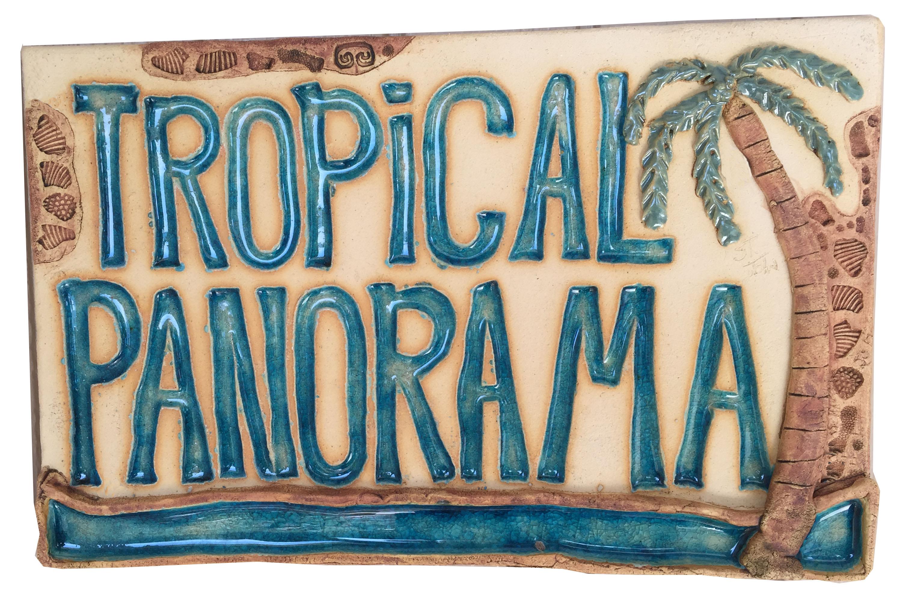 Tropical Panorama -- Photo -- 112415