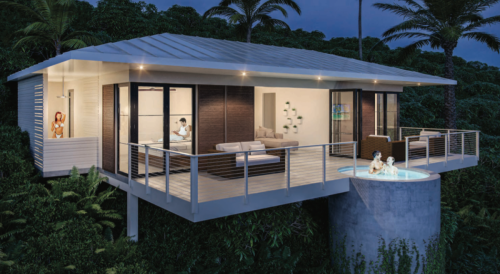 The Carib - Lot 5b Construction