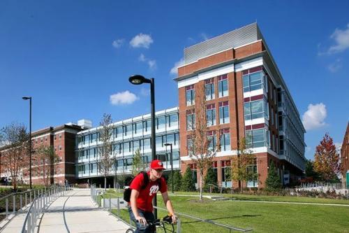 Toll Physics Building - UMD